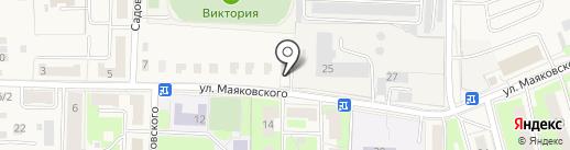 Все для дома и ремонта на карте Электроуглей