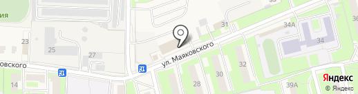 Многопрофильный магазин на карте Электроуглей