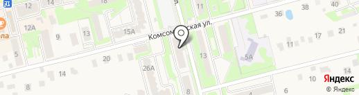 Мохито на карте Электроуглей