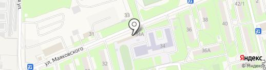 Апельсин на карте Электроуглей