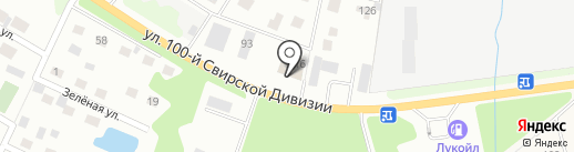 Премьер на карте Раменского