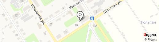 Сандра на карте Каменецкого