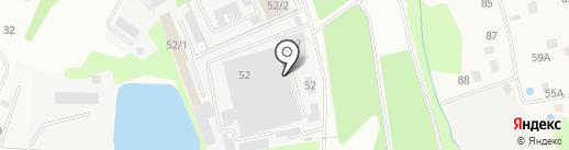 Торгово-производственная компания на карте Раменского