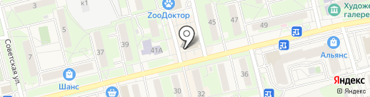 Титус на карте Электроуглей