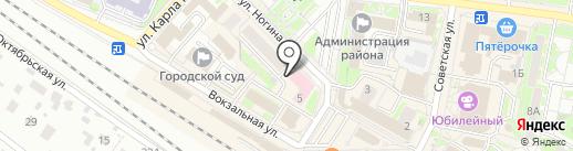 Фармцентр, ЗАО на карте Раменского