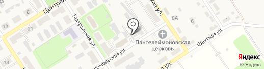 Магазин текстиля для дома на карте Каменецкого