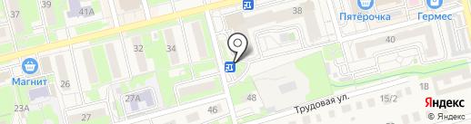 Ремонтная мастерская на карте Электроуглей