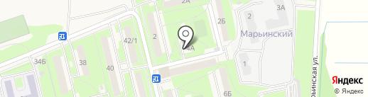 ЭСКУ на карте Электроуглей