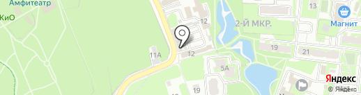 Соло на карте Раменского