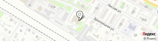 Раменская городская станция по борьбе с болезнями животных на карте Раменского