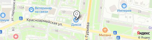 Сайдинг-Монтаж на карте Раменского
