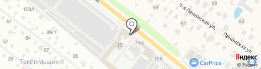 Авто-Профи на карте Раменского