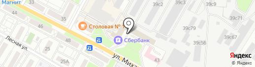 Платежный терминал, Сбербанк, ПАО на карте Раменского