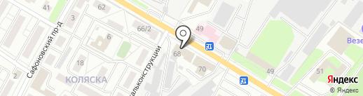 Хит на карте Раменского