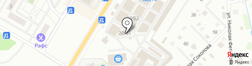 ТриА Мебель на карте Раменского
