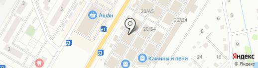 Сталь-Сервис на карте Раменского