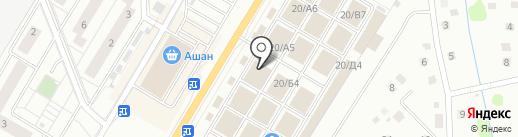 НеоПол на карте Раменского
