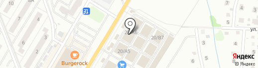 РАМ-РЕМОНТ на карте Раменского