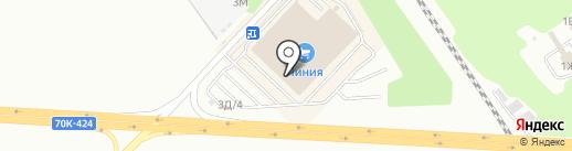 Банкомат, Сбербанк, ПАО на карте Новомосковска