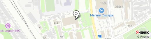 Мир необычных игрушек на карте Новомосковска