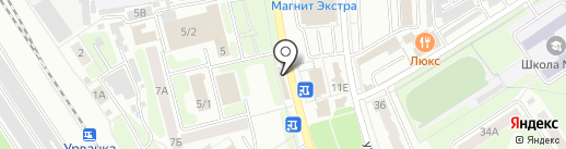Своя пекарня на карте Новомосковска