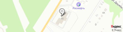 АКС-Холдинг на карте Раменского