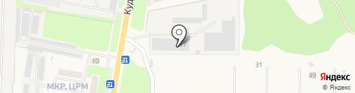 SnabJet на карте Обухово