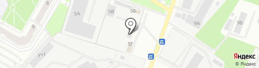 Логистический Центр на карте Раменского