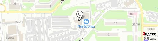 Dinitrol на карте Новомосковска