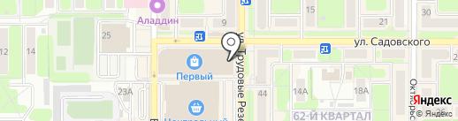 ДЕЛЬТА ТЕЛЕКОМ на карте Новомосковска