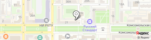 #Coffeeshopfamily на карте Новомосковска