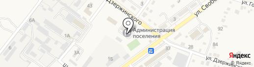 Банкомат, Крайинвестбанк, ПАО на карте Ахтырского