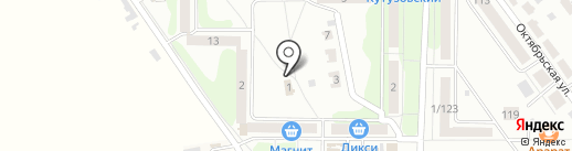Аптека ДВК на карте Донского