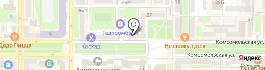 Rs-express на карте Новомосковска