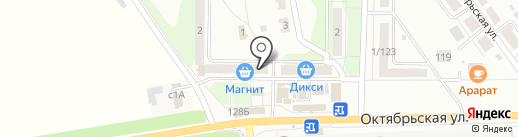 Банкомат, Банк Солидарность на карте Донского