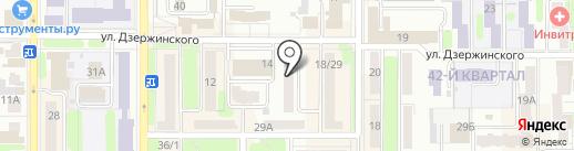 Твой тур на карте Новомосковска