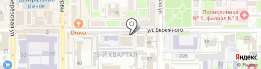Смешные цены на карте Новомосковска