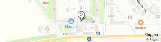 Агромодуль на карте Донского