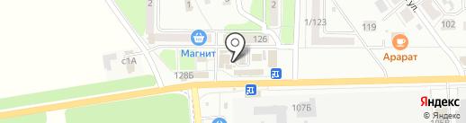 Роспечать на карте Донского