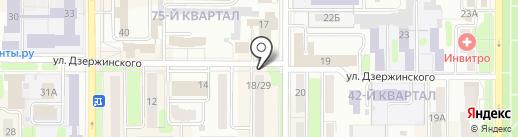 Сервисный центр на карте Новомосковска