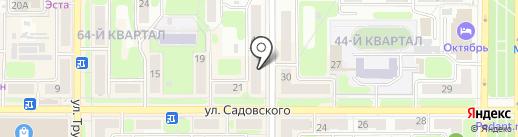Pay.Travel на карте Новомосковска
