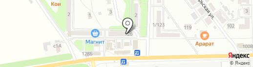 Банкомат, Банк ВТБ 24, ПАО на карте Донского