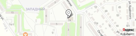 Мастер на карте Донского