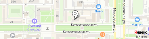 Dom & Decor на карте Новомосковска
