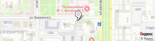 Адреналин на карте Новомосковска