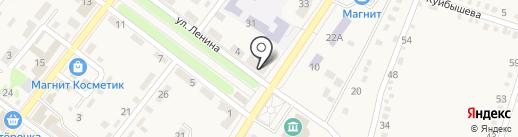 Новотех на карте Ахтырского