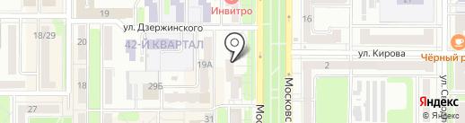 Бинбанк кредитные карты на карте Новомосковска