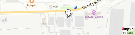 Пожнефтехим-Деталь на карте Донского
