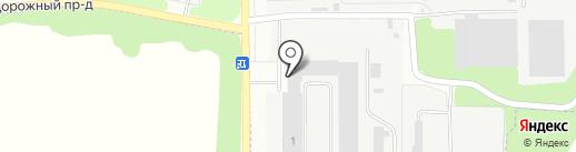 EVA-SHOES на карте Донского