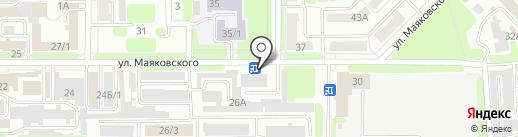 ЭлитСтрой на карте Новомосковска